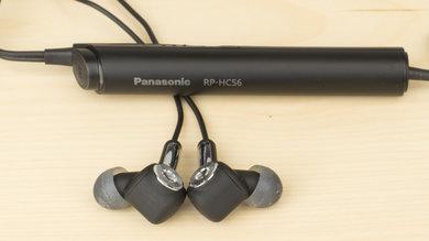 Panasonic RP-HC56 Build Quality Picture