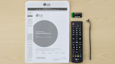 LG LH5700 In The Box Picture