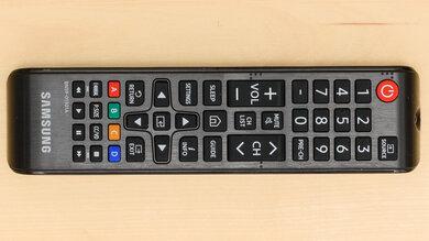 Samsung NU7100 Remote Picture