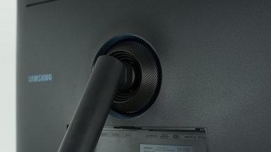 Samsung CHG70 Ergonomics picture