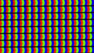 LG LH5000 Pixels Picture