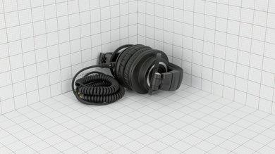 Audio-Technica ATH-M50x Portability Picture