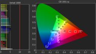 Vizio P Series Quantum X 2020 Pre Color Picture