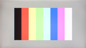 LG 32GN50T-B Color Bleed Vertical