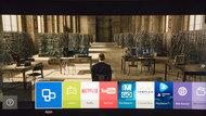 Samsung JS9500 Smart TV Picture