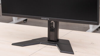 Gigabyte G27Q Stand Picture