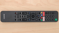 Sony X850G Remote Picture