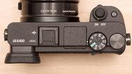 Sony α6400 Body Picture