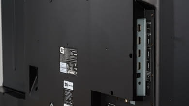 Toshiba Fire TV 2018 Side Inputs Picture