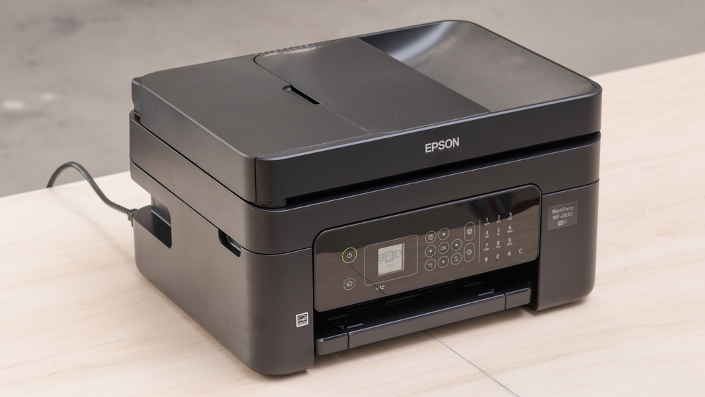 Epson WorkForce WF-2830 Picture