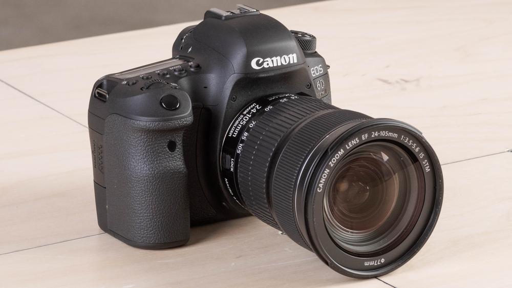 Canon EOS 6D Mark II Picture