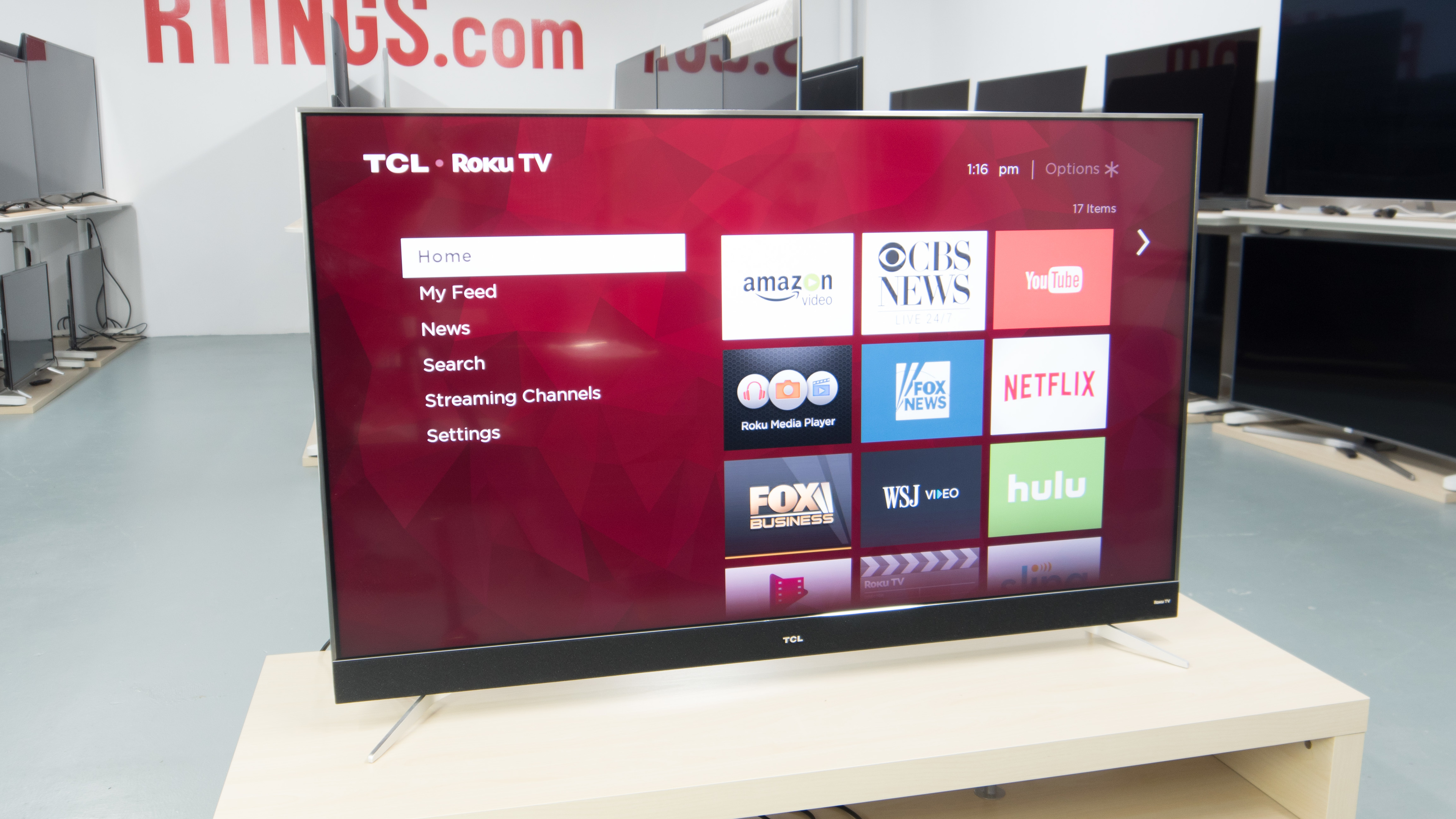 TCL C Series 2017 C807 Review ...