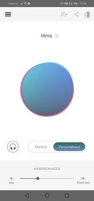 Nura Nuraphone Wireless App Picture