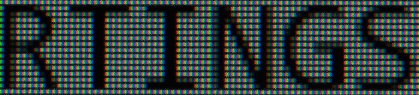 Dell UltraSharp U2720Q ClearType Off