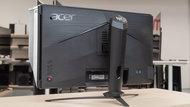 Acer Predator XB273K Back picture