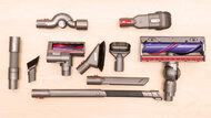 Dyson Cyclone V10 Absolute Tools And Brush Picture