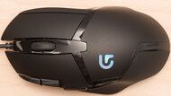 Logitech G402 Hyperion Fury Build quality picture