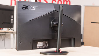 Acer Nitro XV272U KVbmiiprzx Back Picture