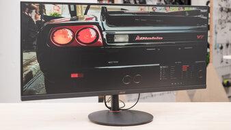 Acer Nitro XV340CK Pbmiipphzx Design