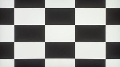 Samsung MU8500 Checkerboard Picture