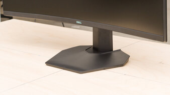 Dell S3222DGM Stand Picture