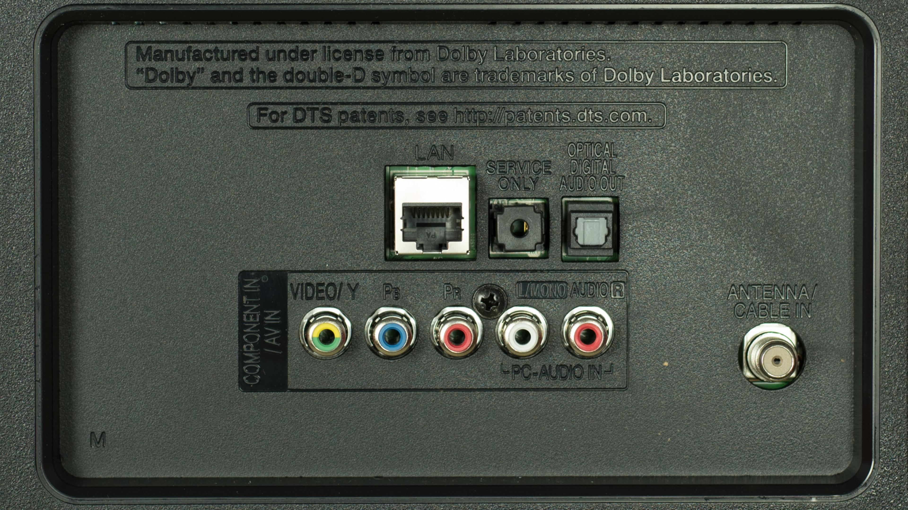 Lg Lf5800 Review 42lf5800 Rtings Com