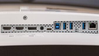 Dell UltraSharp U4021QW Inputs 1
