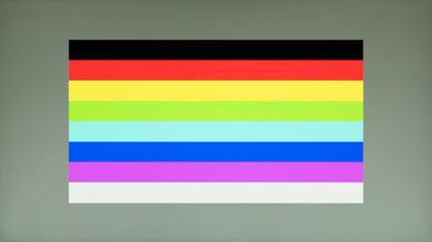 BenQ Zowie XL2540 Color bleed horizontal