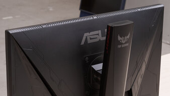 ASUS TUF Gaming VG258QM Build Quality Picture