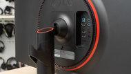 LG 34GK950F-B Ergonomics Picture