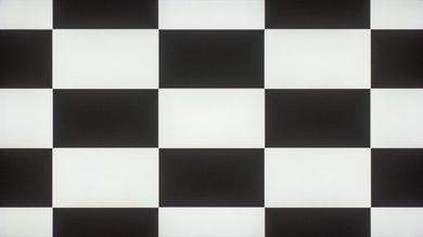 Samsung Q9FN Checkerboard Picture