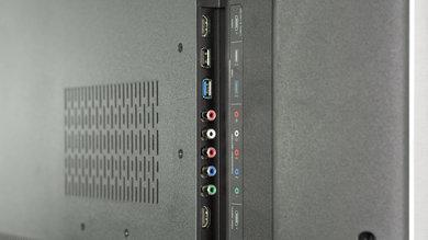 Vizio P Series 2017 Side Inputs Picture