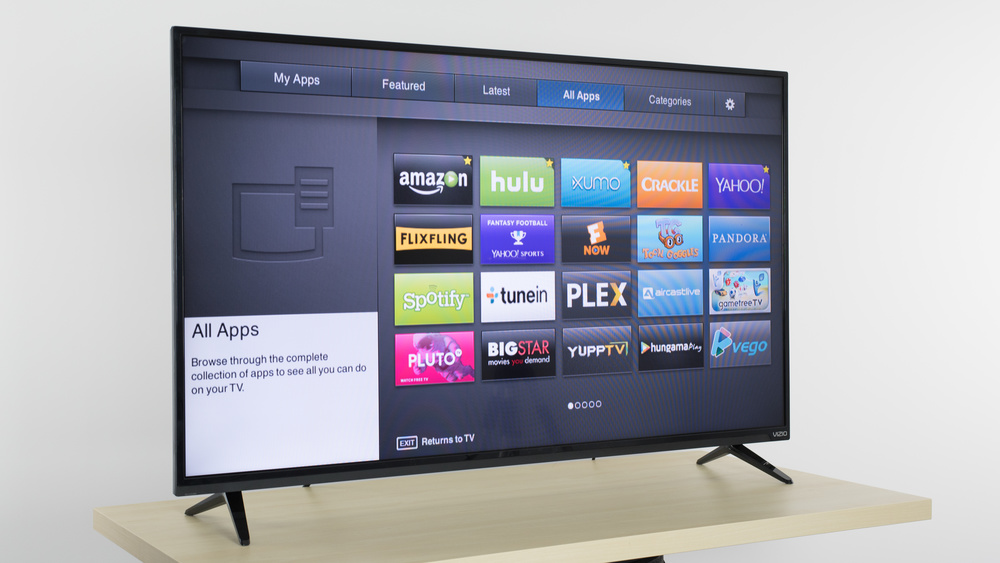 Vizio D Series 1080p 2016 Design Picture