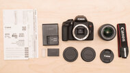 Canon EOS Rebel T8i In The Box Picture