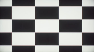 Sony X900F Checkerboard Picture