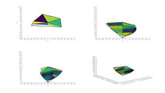 ViewSonic XG2402 Adobe RGB Color Volume ITP Picture