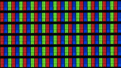 Samsung RU7100 Pixels Picture