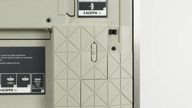 Sony X930E Controls Picture