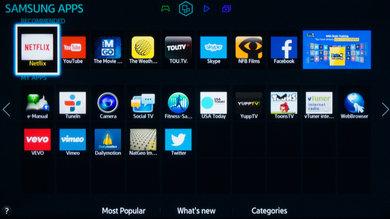 Samsung H5500 Smart TV