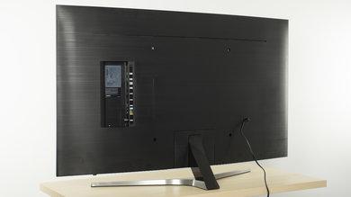 Samsung MU7600 Back Picture