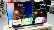 LG C8 OLED Design Picture