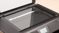HP ENVY 5014 Scanner Flatbed Picture