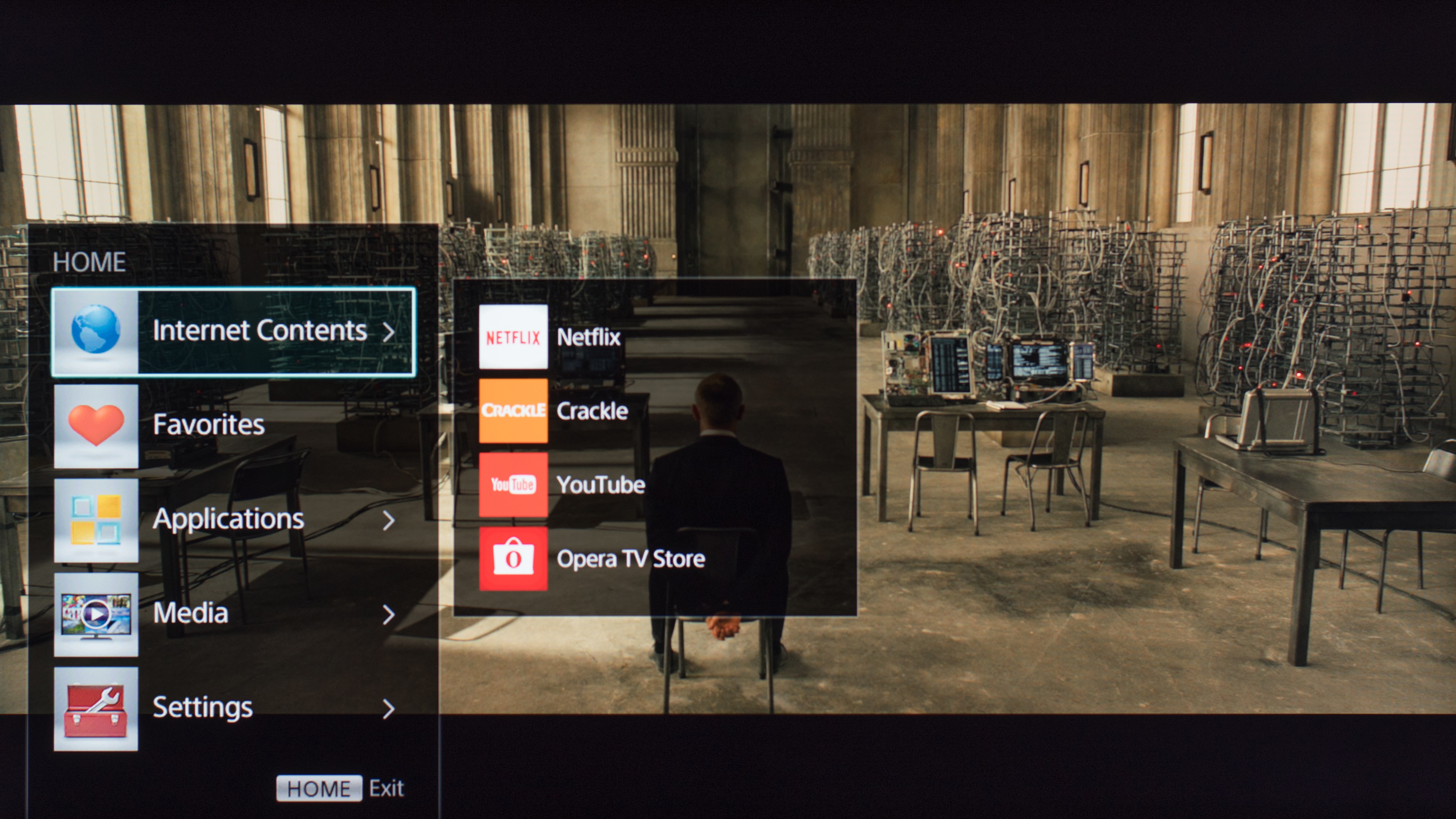 Sony Bravia Update Apps - moblost
