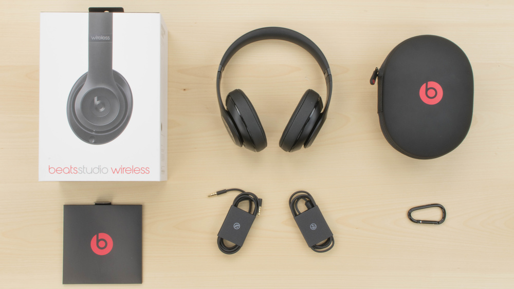 Beats Studio Wireless In the box Picture