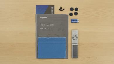 Samsung Q9F In The Box Picture