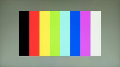 BenQ Zowie XL2540 Color bleed vertical