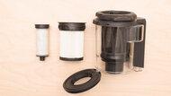 Miele Triflex HX1 Dirt Compartment Picture