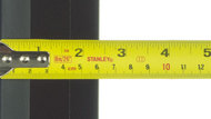 Sharp LE653U Thickness Picture