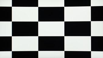 Dell S3220DGF Checkerboard Picture