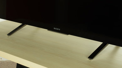 Sony X930C Stand Picture